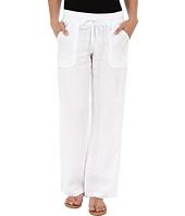 Allen Allen - Linen Long Cargo Pants