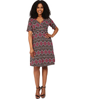 Poppy & Bloom - Plus Size Work the Angle Dress