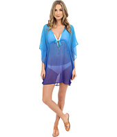 Bleu Rod Beattie - Some Like It Hot Short Caftan Cover-Up