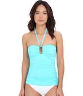Bleu Rod Beattie - Gilt Trip Bandeaukini Top