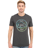 Life is good - Roam Sweet Roam Buffalo Circle Cool Tee