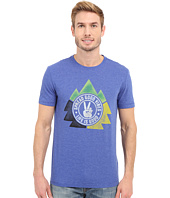 Life is good - Life Is Good Spread Good Vibes Triangle Cool Tee