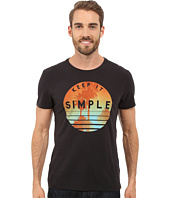 Life is good - Keep It Simple Palms Circle Newbury Tee