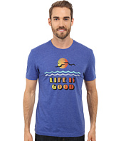 Life is good - Life Is Good Waves w/ Gulls Cool Tee