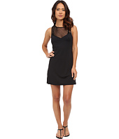Vince Camuto - Luxe Mesh T-Shirt Mesh Dress Cover-Up