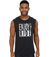 Life is good - Enjoy The Ride Muscle Tee