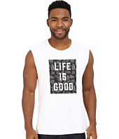 Life is good - Life is Good® Block Muscle Tee