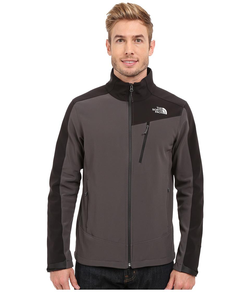 The North Face Apex Shellrock Jacket (Asphalt Grey/TNF Black) Men