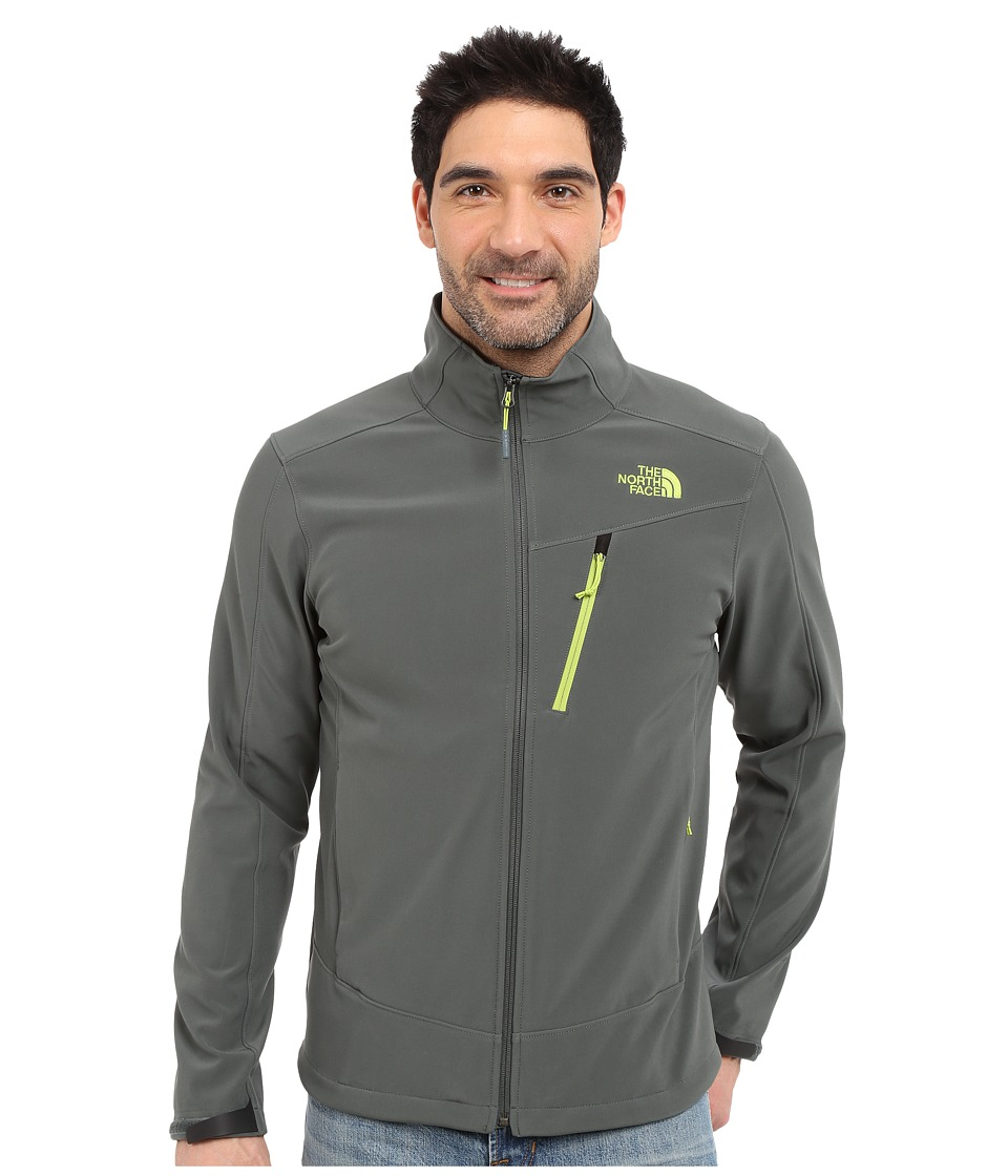 The North Face Apex Shellrock Jacket (Spruce Green/Spruce Green (Prior Season)) Men