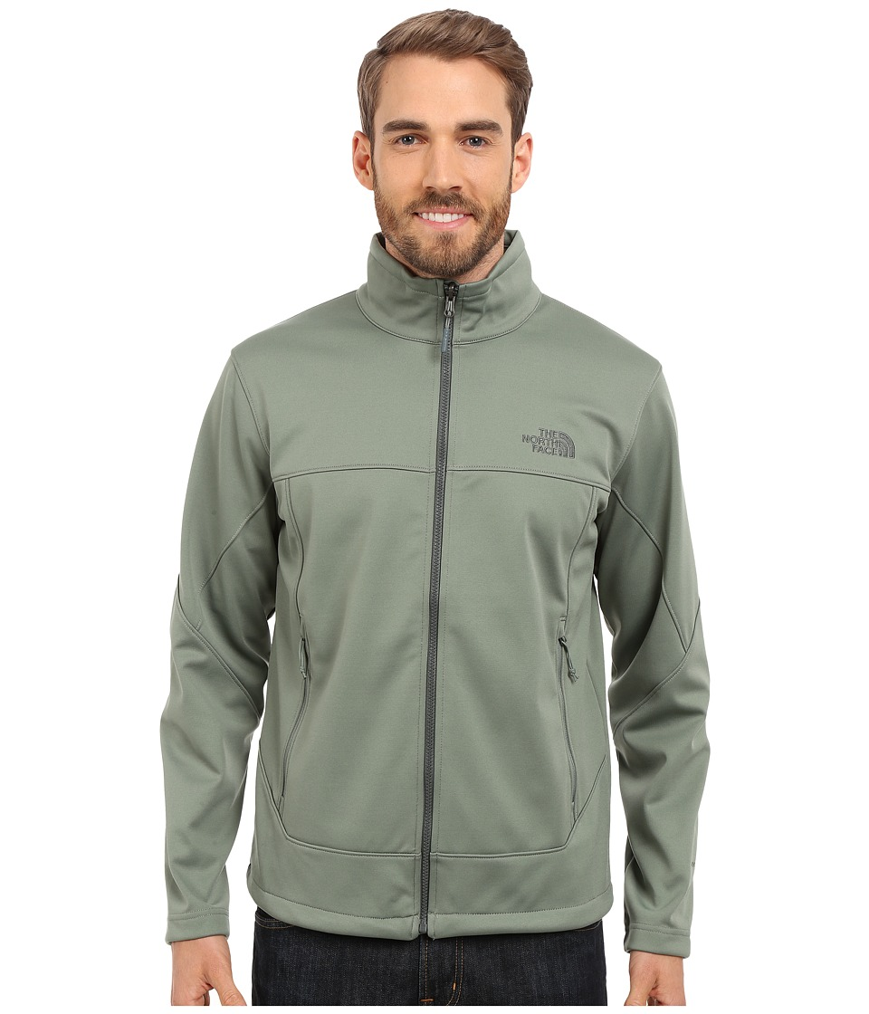 The North Face Canyonwall Jacket (Laurel Wreath Green/Laurel Wreath Green (Prior Season)) Men