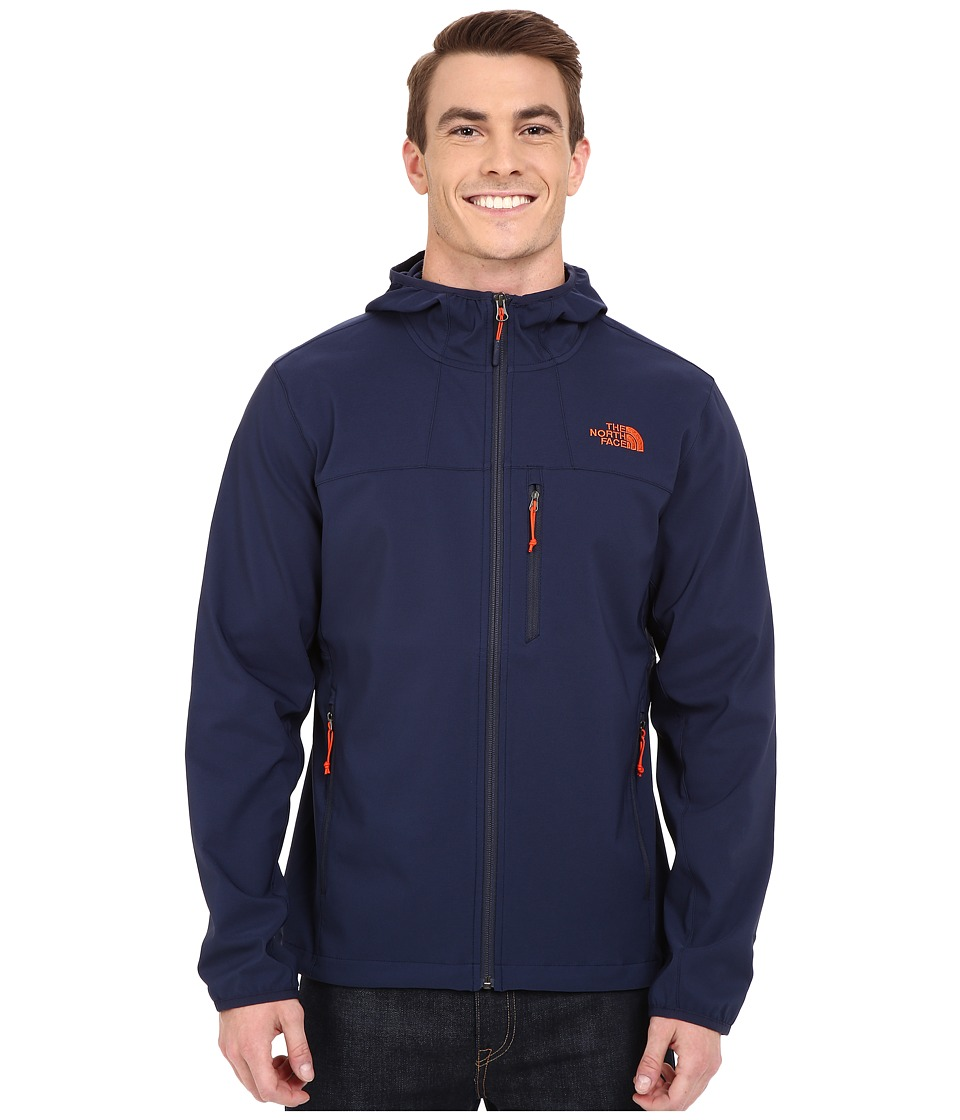 The North Face Nimble Hoodie Cosmic Blue/Cosmic Blue Mens Coat