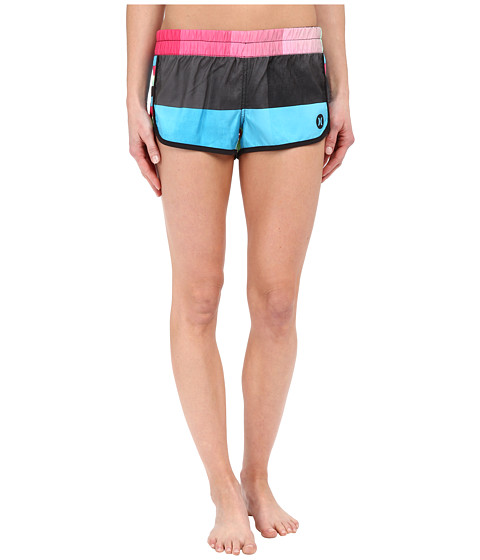 Hurley Supersuede Printed Beachrider Boardshorts