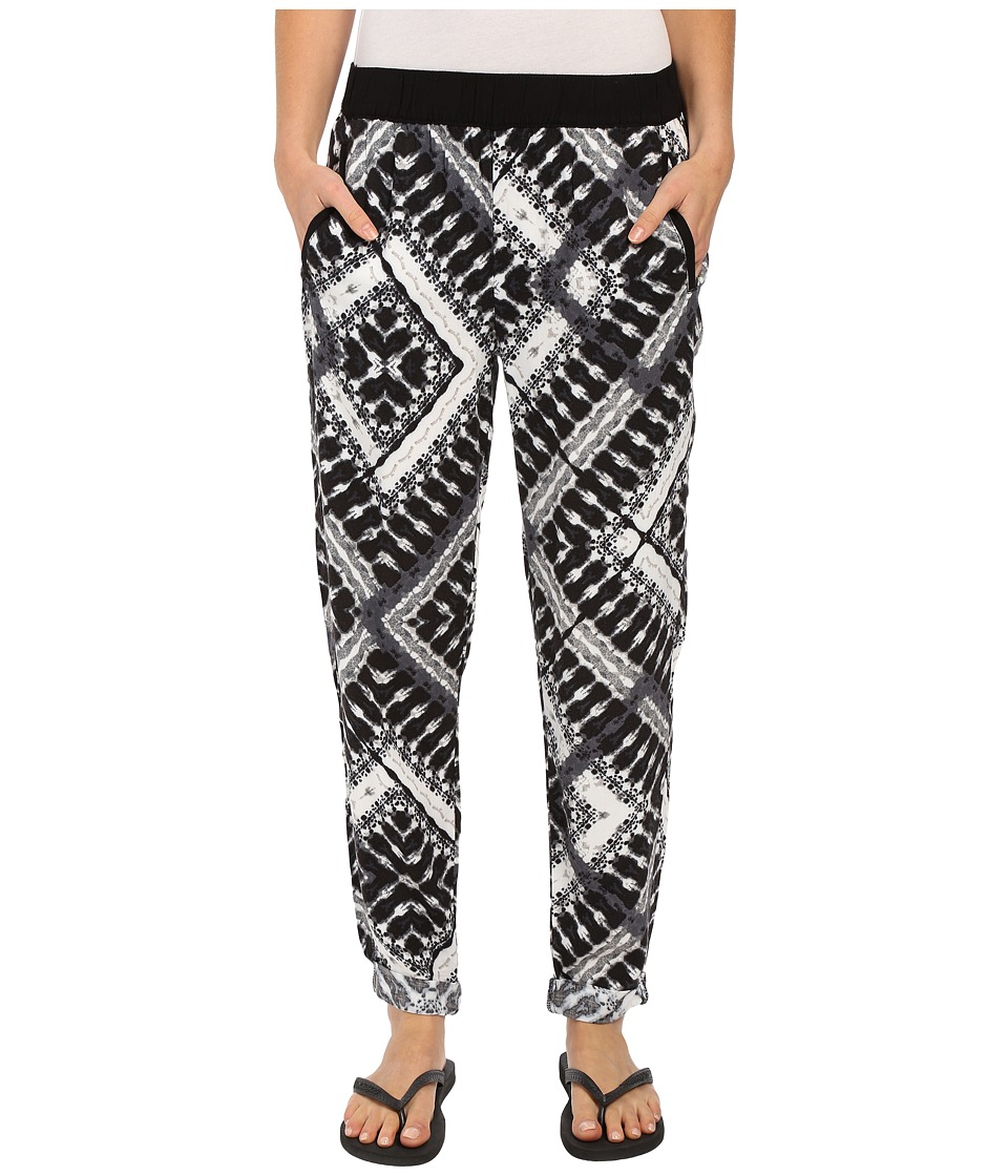 Hurley Azure Beach Pants Black T Womens Casual Pants