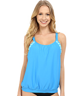 Next by Athena - Barre To Beach Double Upsoft Cup Tankini (D-Cup)
