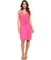 Tommy Bahama - Tambour Shirred Halter Dress
