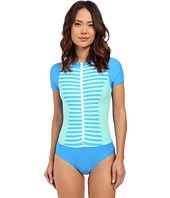 Next by Athena - Barre To Beach Malibu Zip One-Piece