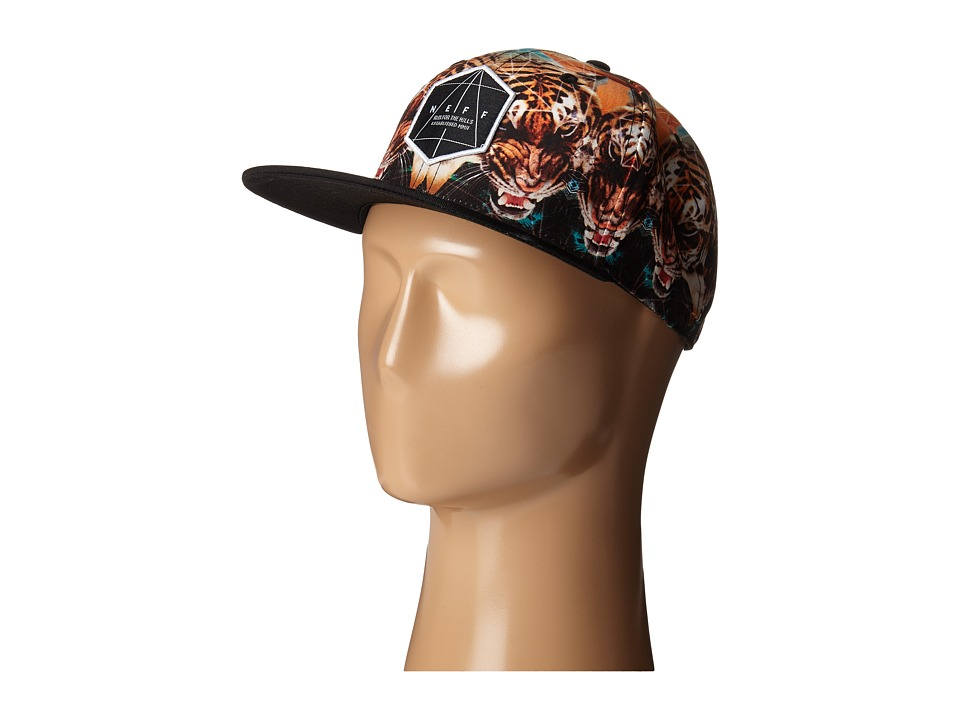 Neff Battlekat Cap Black Caps