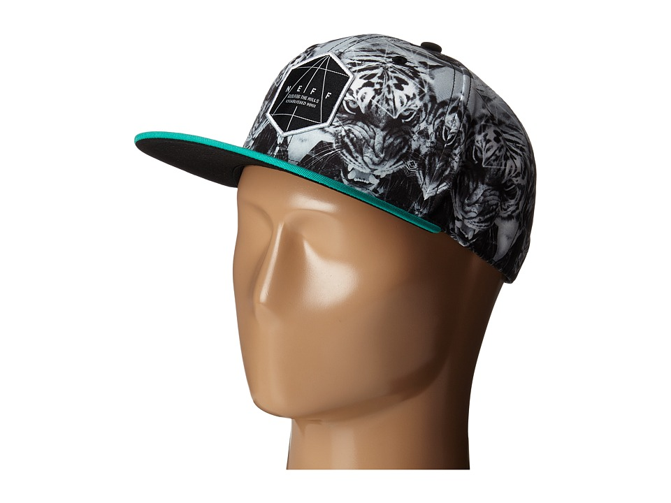 Neff Battlekat Cap Grey Caps