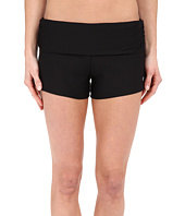 Next by Athena - Good Karma Shorebreaker Roll Top Swim Shorts