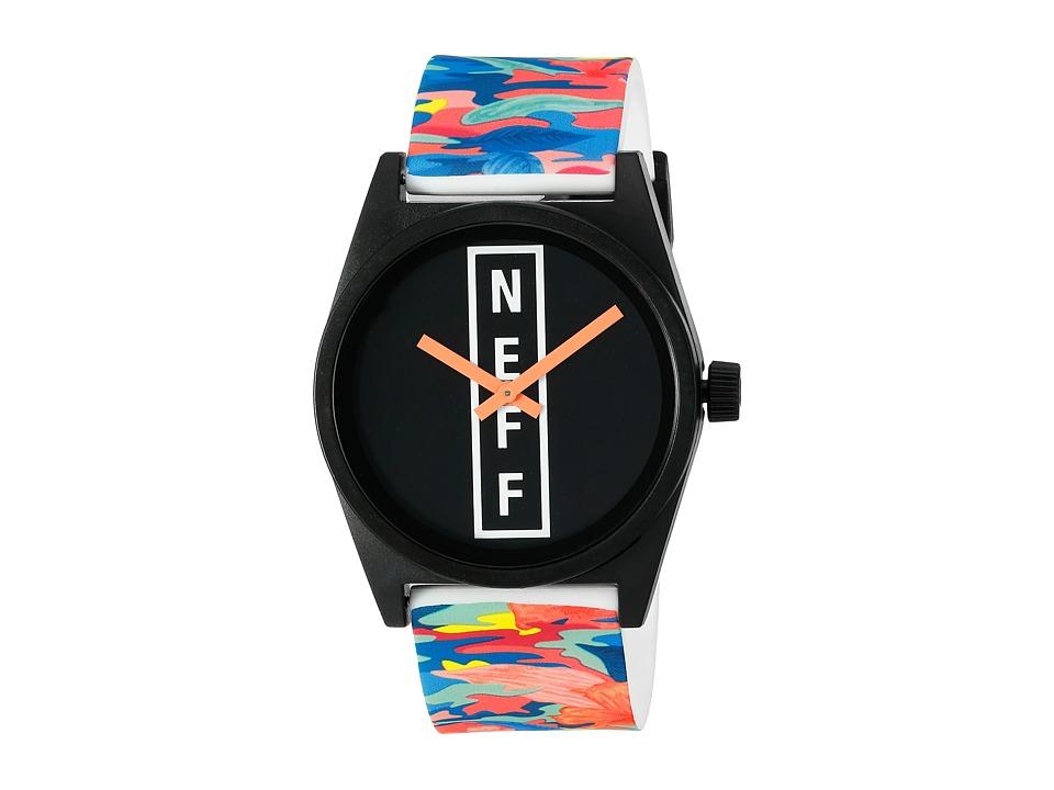 Neff Daily Wild Watch Thunder Tropic Watches