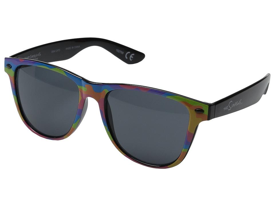Neff Whatever Daily Shades Multi Sport Sunglasses