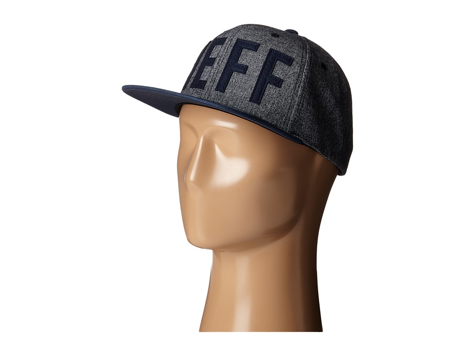 Neff Brother Cap Navy Baseball Caps