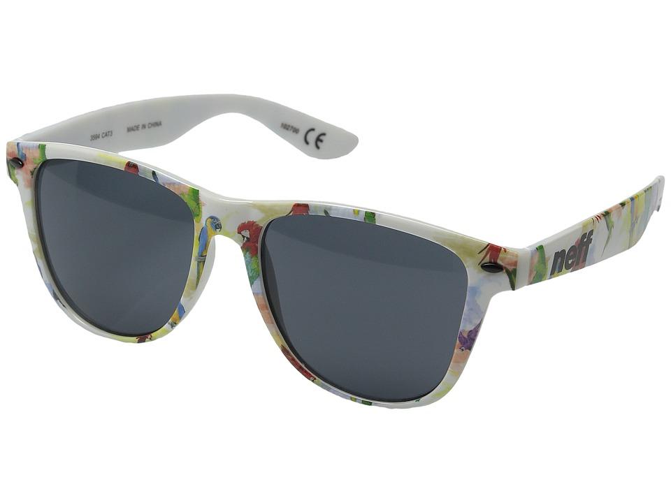 Neff Daily Shades Parrot Sport Sunglasses