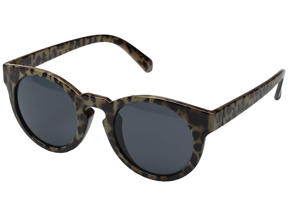 Neff Oswald Shades Tortoise Sport Sunglasses