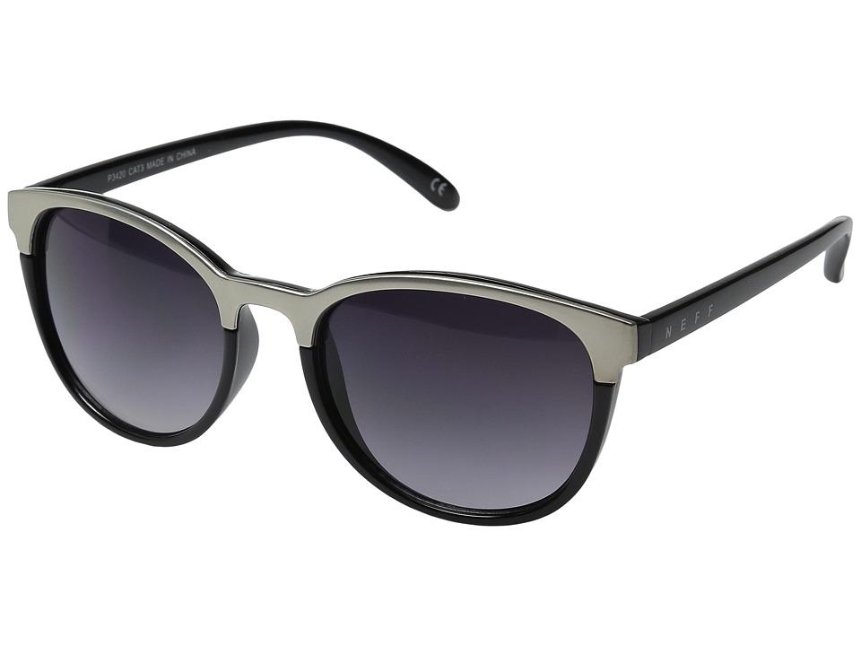 Neff Dani Shades Black Sport Sunglasses