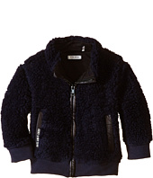 IKKS - Fleece Zip-Up Cardigan (Infant/Toddler)