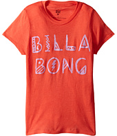 Billabong Kids - Sunshine Livin Short Sleeve Boyfriend Tee (Little Kids/Big Kids)
