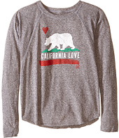 Billabong Kids - Cali Bear Long Sleeve Shirt (Little Kids/Big Kids)