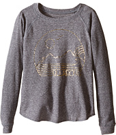Billabong Kids - Soaked N Stoked Long Sleeve Thermal (Little Kids/Big Kids)