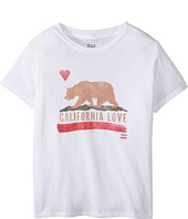 Billabong Kids - Golden State Short Sleeve Boyfriend Tee (Little Kids/Big Kids)