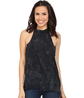 Hurley - Staple Ringer Halter Tank Top
