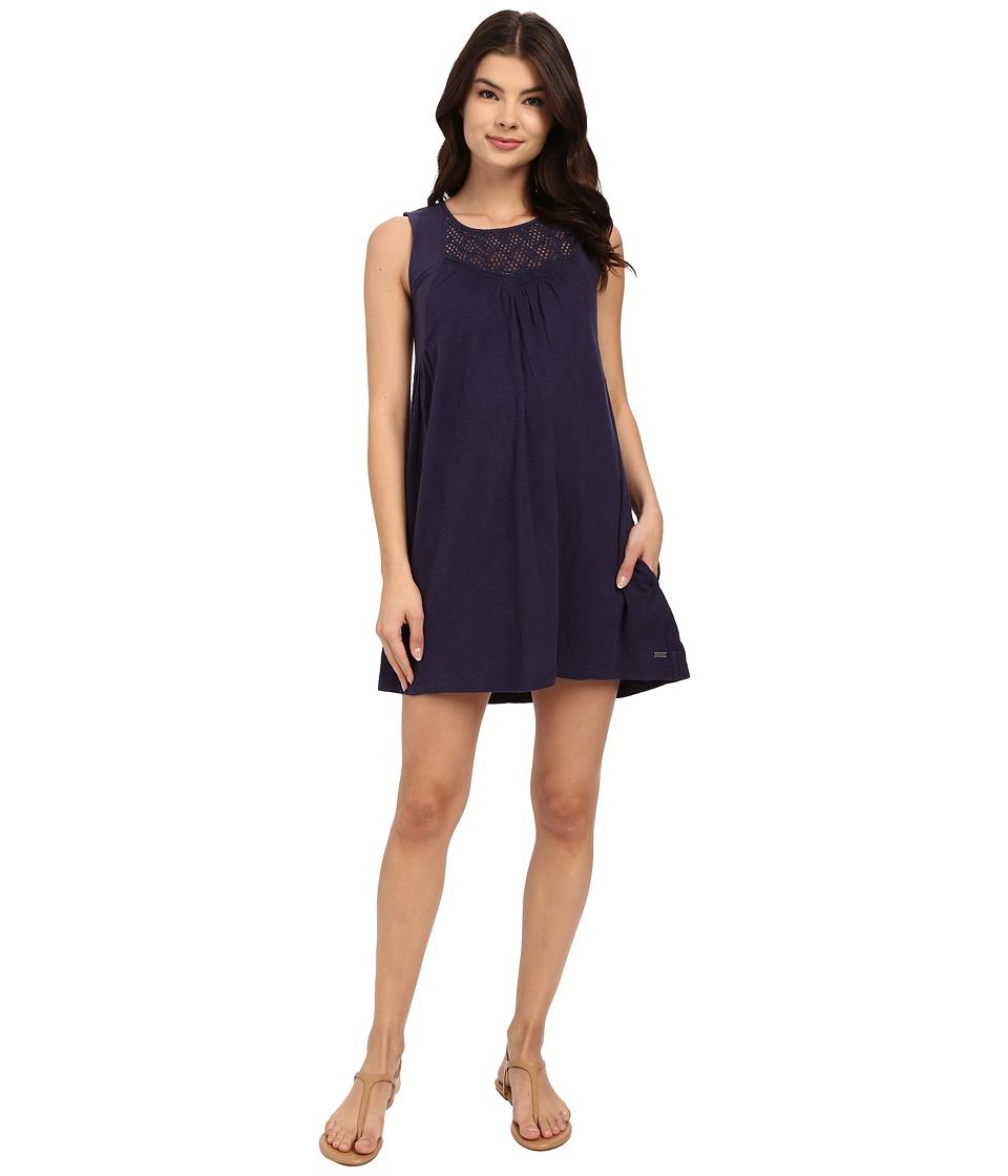 Roxy Coast Is Clear Dress Eclipse Womens Dress