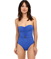 MICHAEL Michael Kors - Logo Ring Bandeau Maillot One-Piece