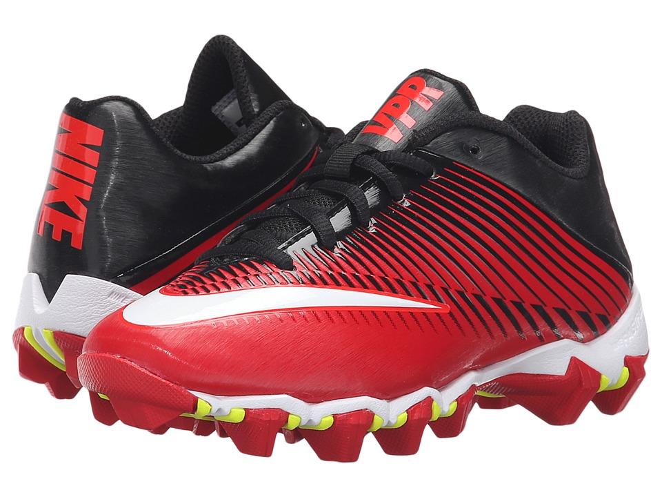 Nike Kids - Vapor Shark 2 Football (Toddler/Little Kid/Big Kid) (University Red/Black/Total Crimson/White) Boys Shoes