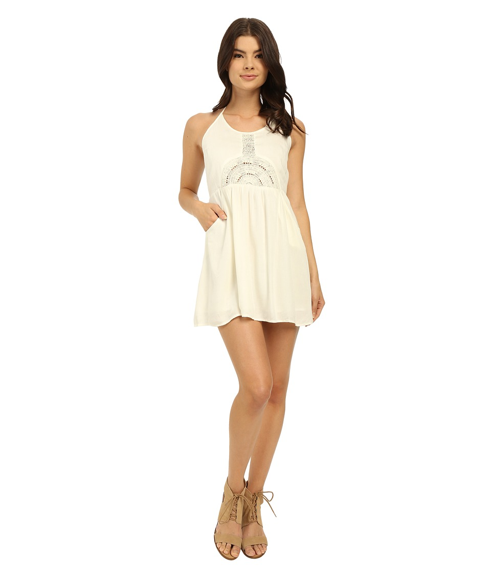 Roxy Dance to the Beat Dress Sand Piper Womens Dress
