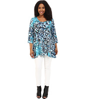 Nally & Millie - Plus Size Handpaint Tunic