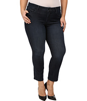 NYDJ Plus Size - Marilyn Straight in Burbank w/Petite Length