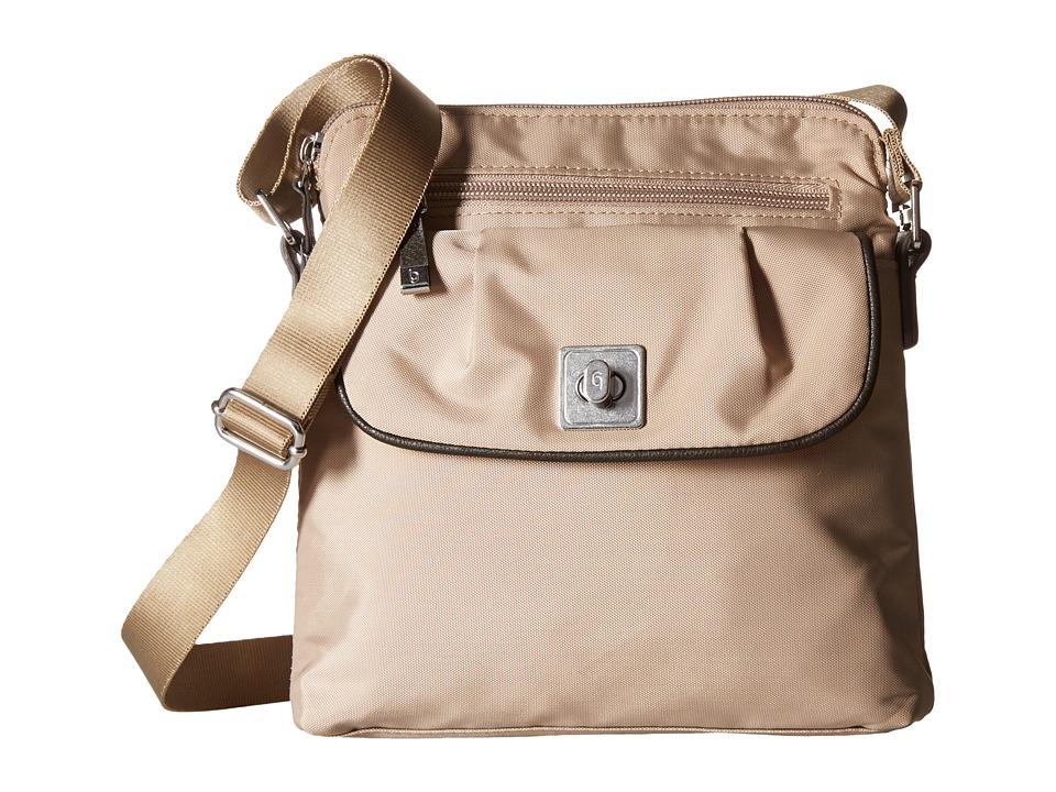 Baggallini - Dilly Dally Crossbody (Straw) Cross Body Handbags