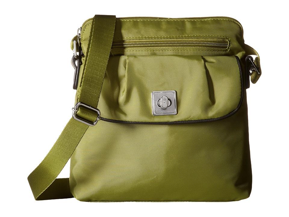 Baggallini - Dilly Dally Crossbody (Grasshopper) Cross Body Handbags