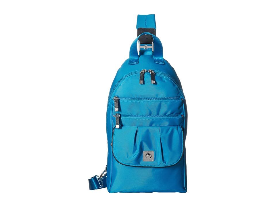 Baggallini On The Go Sling Azul Sling Handbags