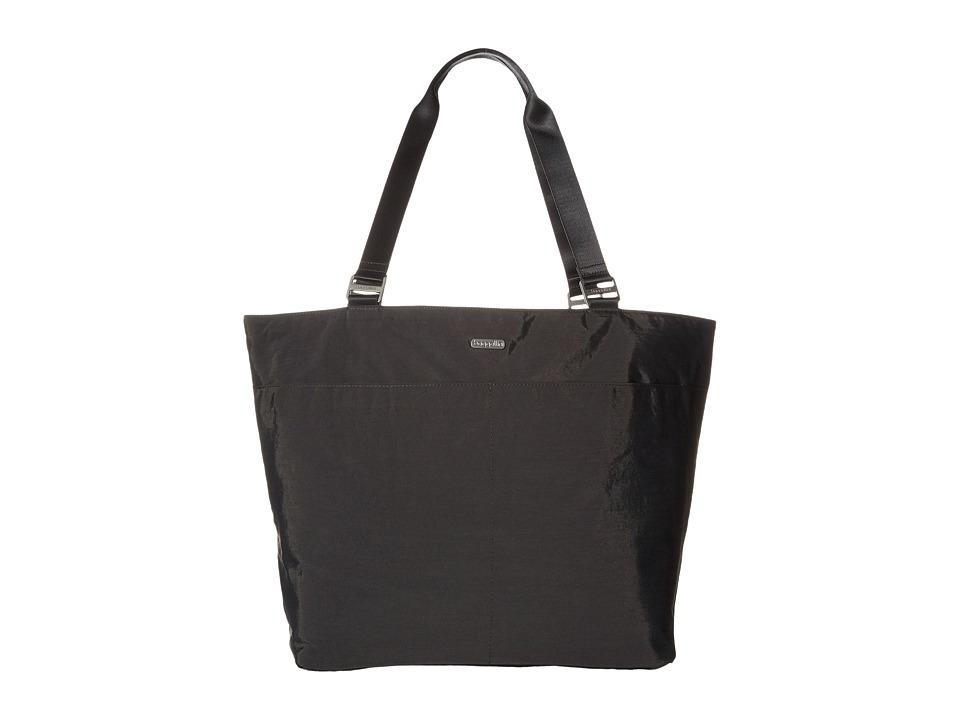 Baggallini Carryall Tote Charcoal Tote Handbags