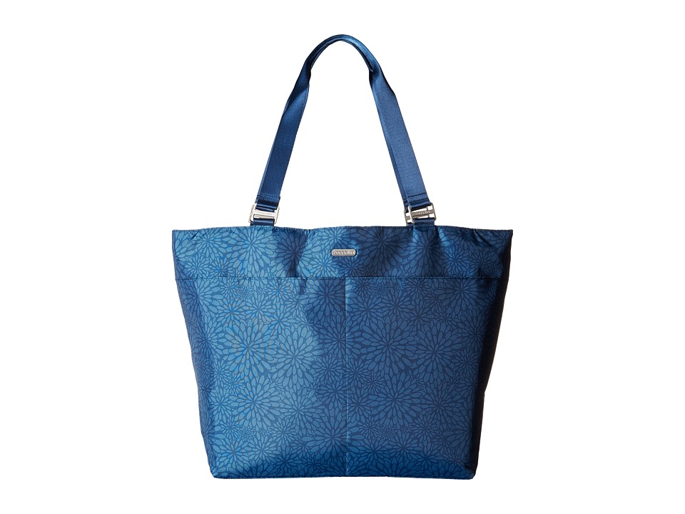 Baggallini Carryall Tote Pacific Floral Tote Handbags