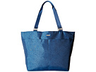 Baggallini Carryall Tote (Pacific Floral)