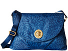 Baggallini Gold Nassau Crossbody (Pacific Floral)