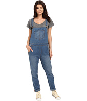 Roxy - Sea Foam Denim Overalls