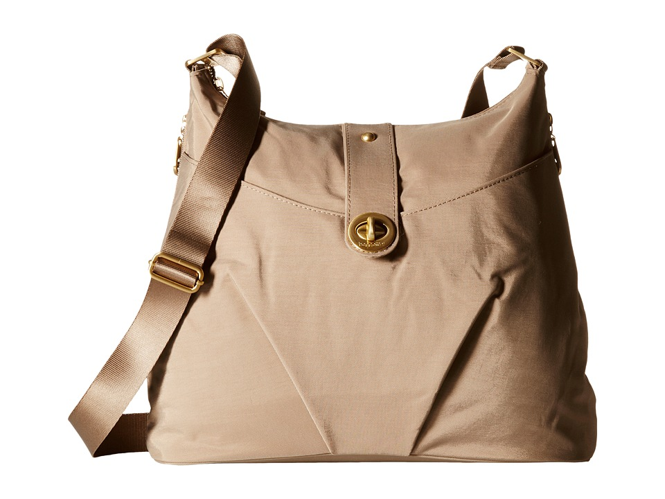 Baggallini Gold Helsinki Bag (Beach) Handbags